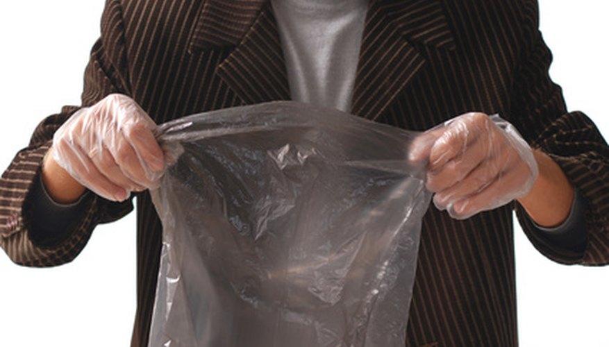 Trash compactors can minimize odors.