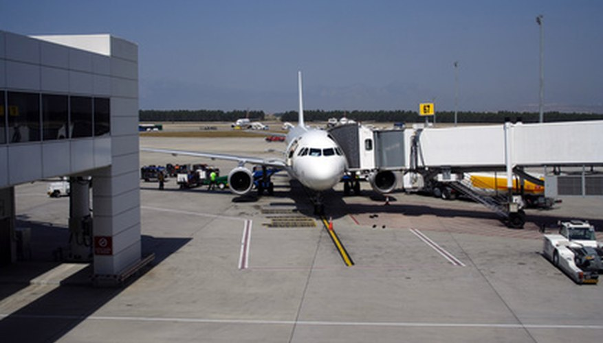 Large commercial airlines are extremely complex operations.