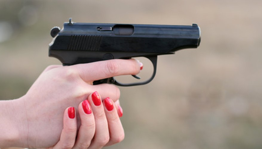 Types of Gun Bluing