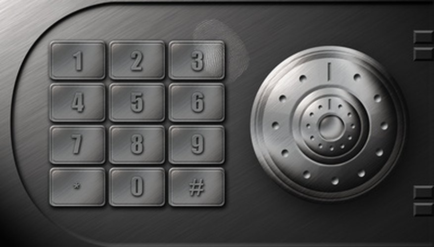 Floor safes keep your valuables more secure.