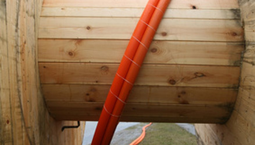 PVC is an excellent way to insulate electrical wires.
