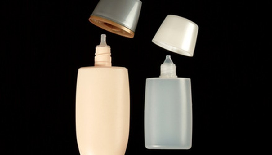 PVC's resistance to chemicals makes it a good choice for food or toiletry bottles.