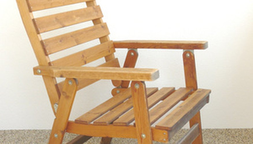 Making Your Own Wooden Chairs Is Simple Practicle And Very Affordable