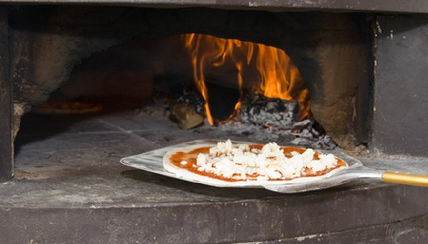 Few things compare to the taste of an authentic brick-oven pizza.