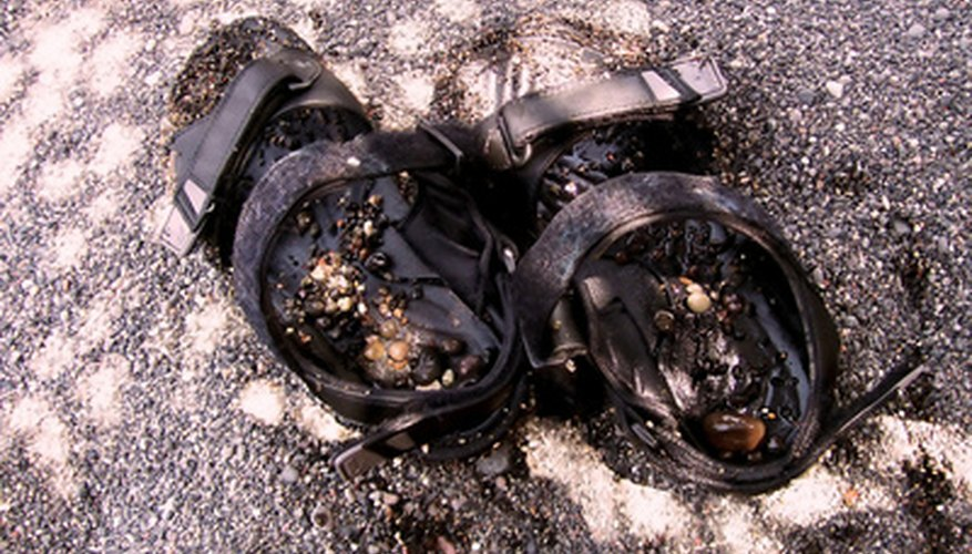 Learn how to repair a Teva sandal.