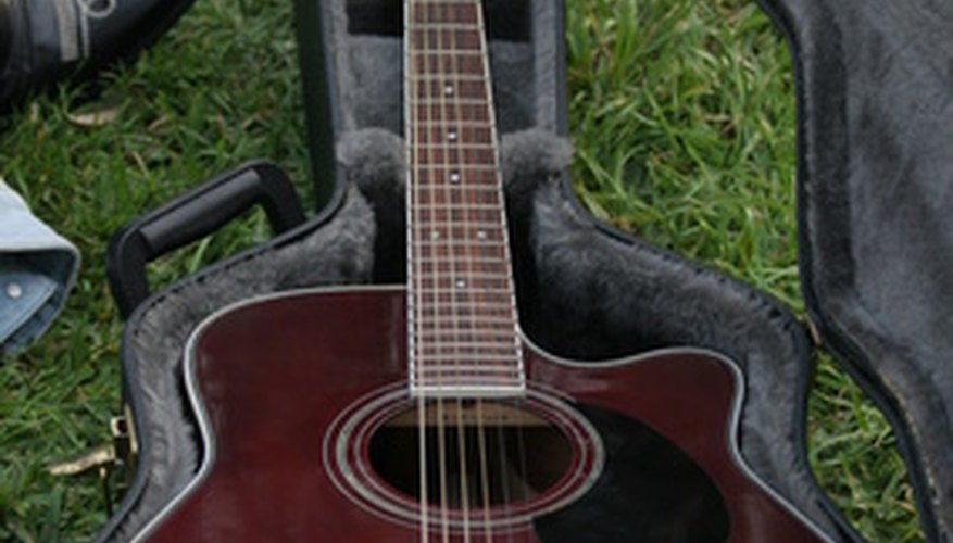 Throughout history, the guitar has been a dominant sound in pop recordings.