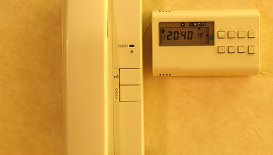 Existing alarm systems are usually ready for use, even after the monitoring service has been canceled.