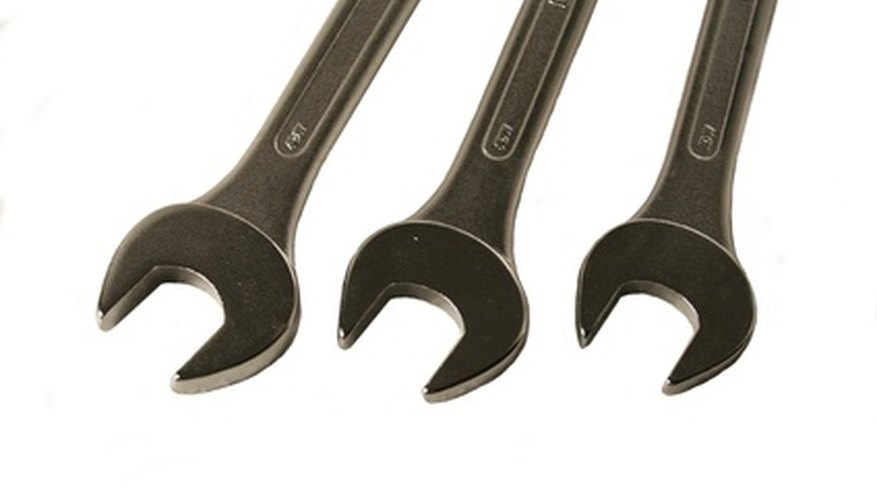 Wrenches use moments to make removing or tightening bolts easier.