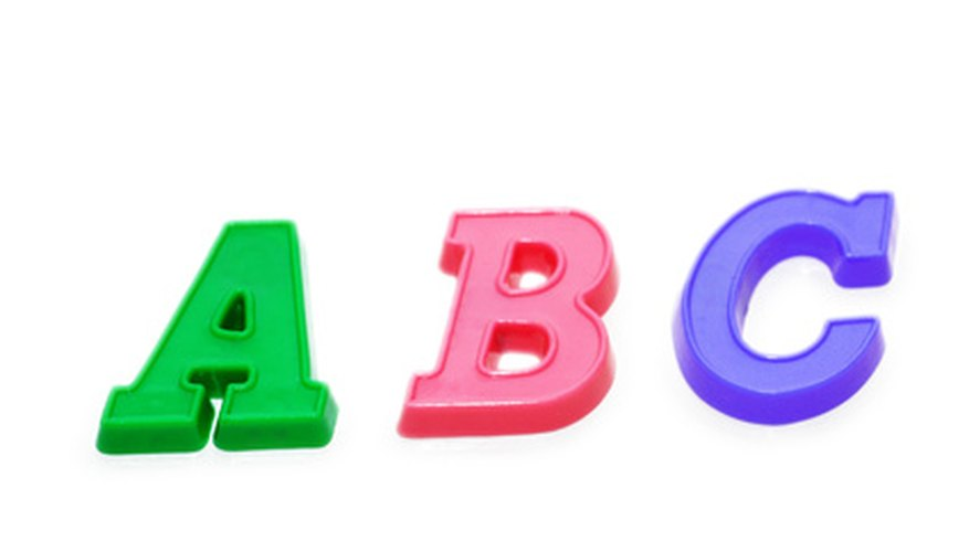 Use your ABCs for labeling hazardous materials in the workplace.