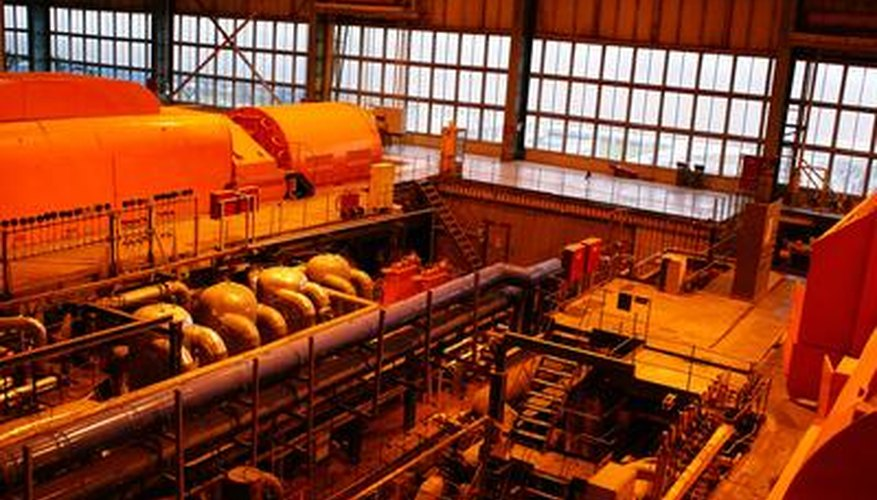 Superheated steam boilers can be very dangerous if a single part fails.