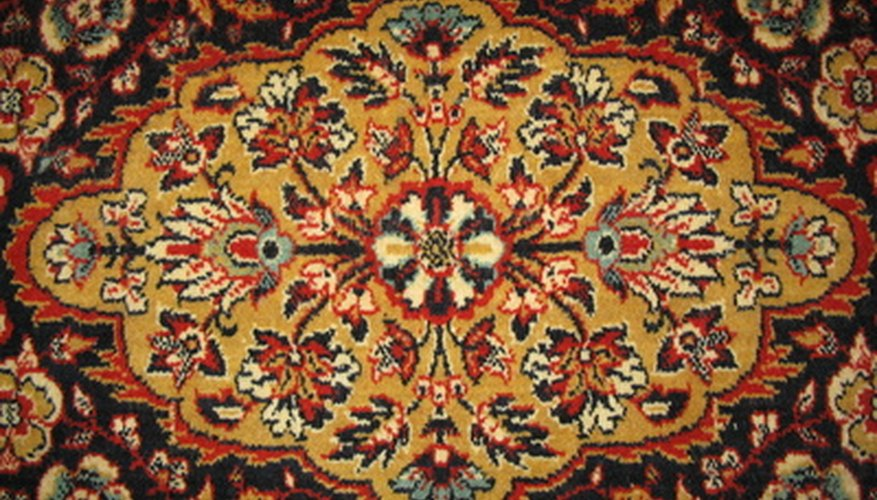 Carpeting isn't just for floors--it can be useful on ceilings.