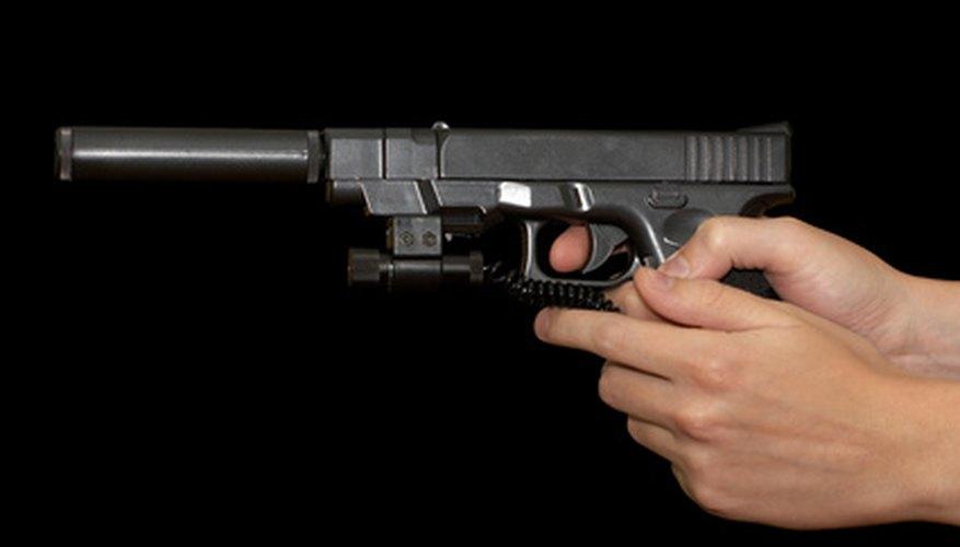 Glock G17 Vs. G17c