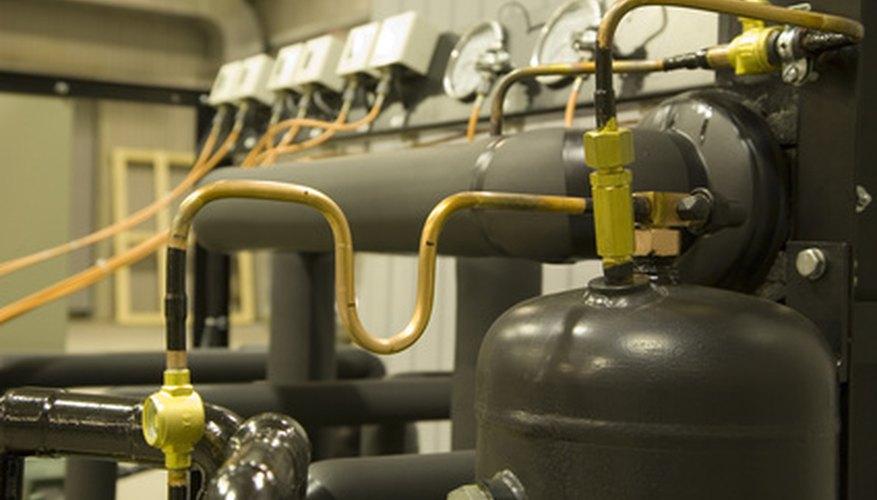 pressure tanks air, water, ammonia, stainless steel