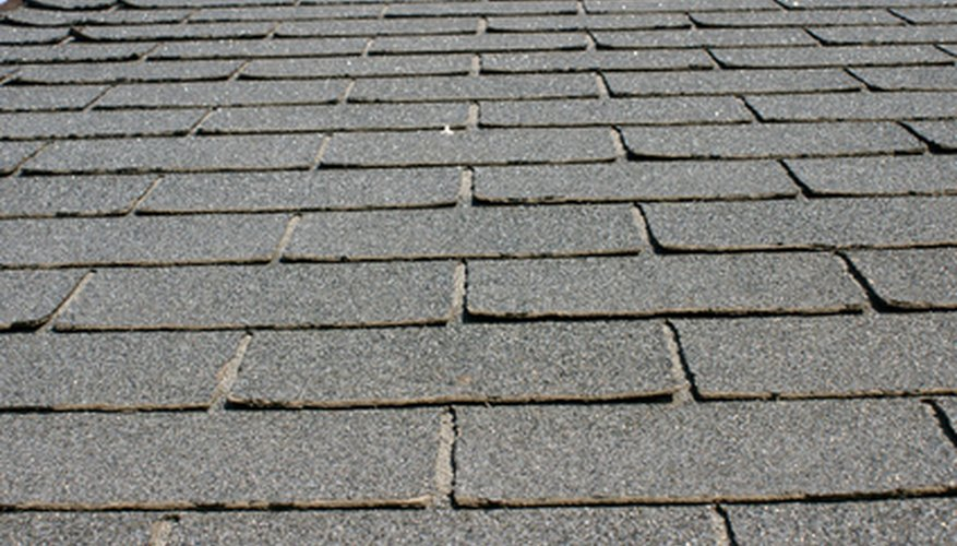 Stop House Leaks By Repairing Your Cracked Shingles.