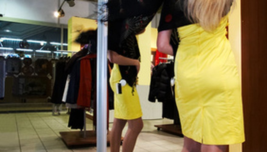 Consignment shops offer pre-owned items at affordable prices.
