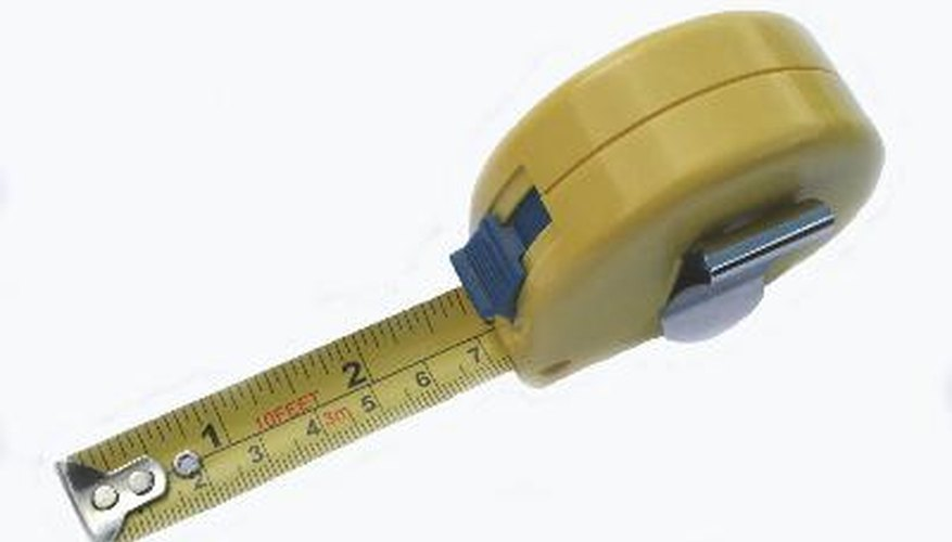 Measure the length and width of the table to determine glass size.