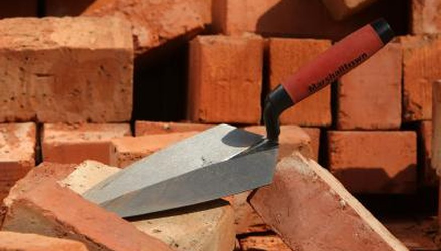 Bricklaying requires a number of useful techniques.