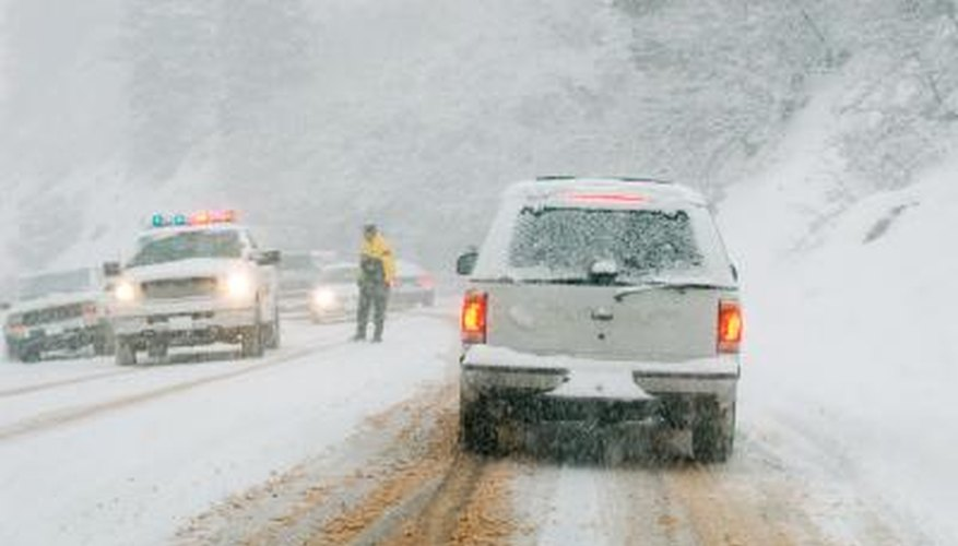 Winter road crews probably won't be switching to sugar anytime soon.