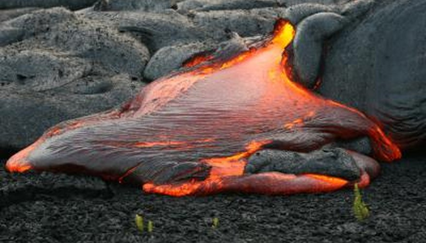 Composite Volcano Facts for Kids | Sciencing