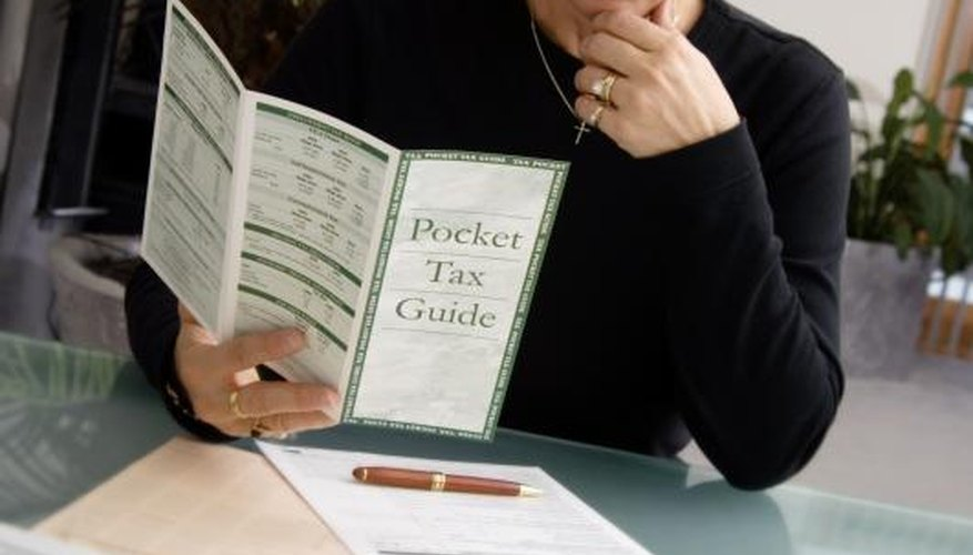 Free tax preparation software guides users through the tax forms.