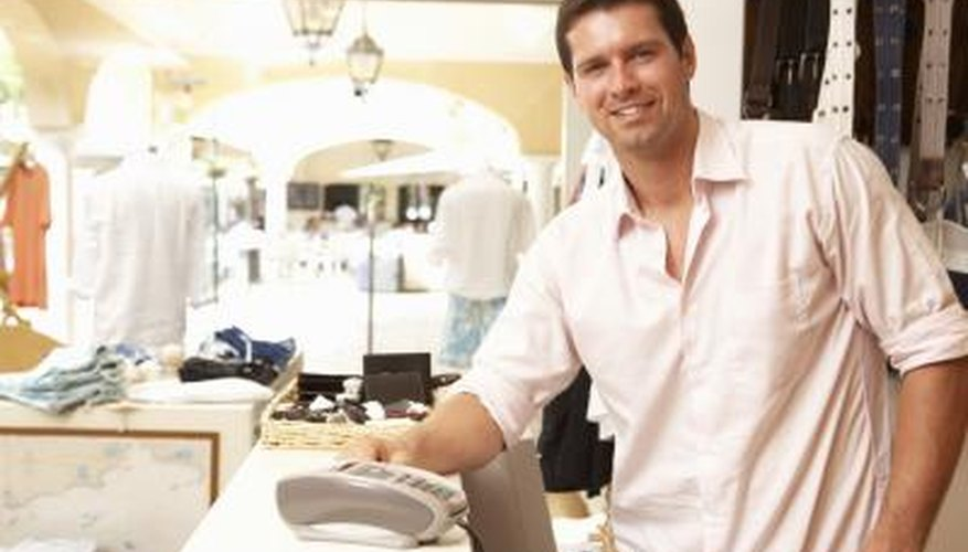 The most basic types of customer relations are in retail stores and their customer service departments.