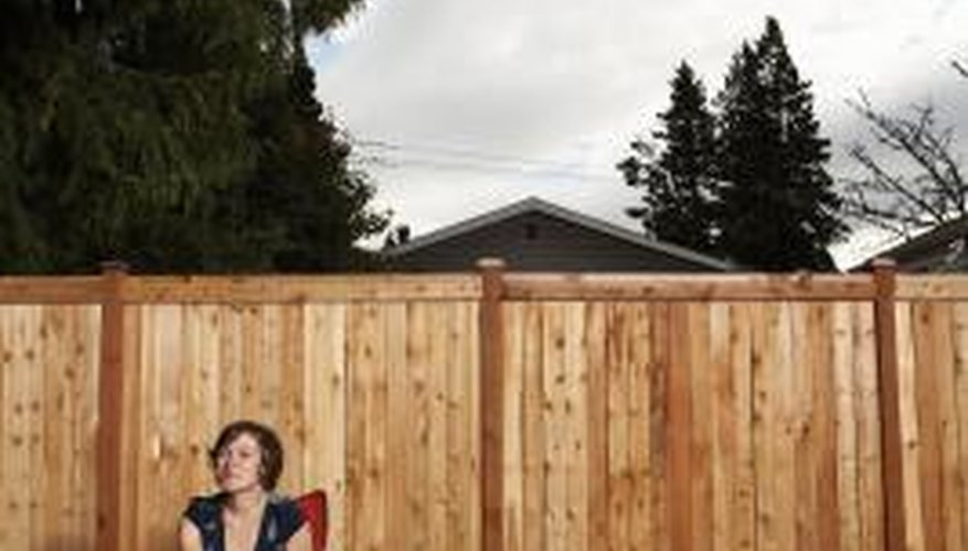 Gravel boards protect the bottom of your fence.