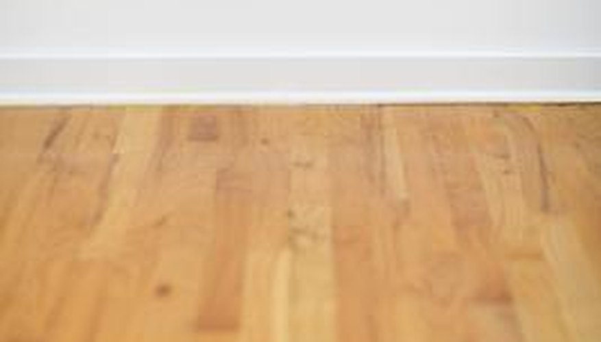 Stained properly, yellow birch makes durable and attractive flooring.