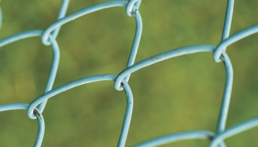 Chain link fencing is a durable, practical method of enclosing your property.