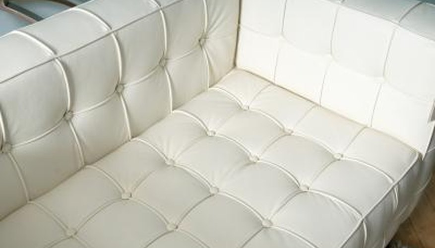 Natuzzi sofas are well made and can be transformed with a slipcover.