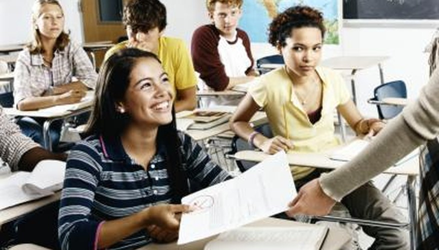 Good grades in high school can help lower your insurance rates.