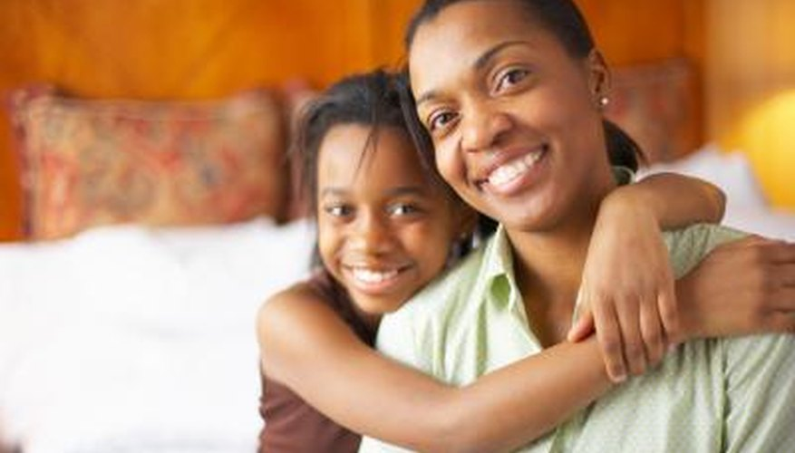 Housing programs can help single mothers pay delinquent rent or purchase a home.