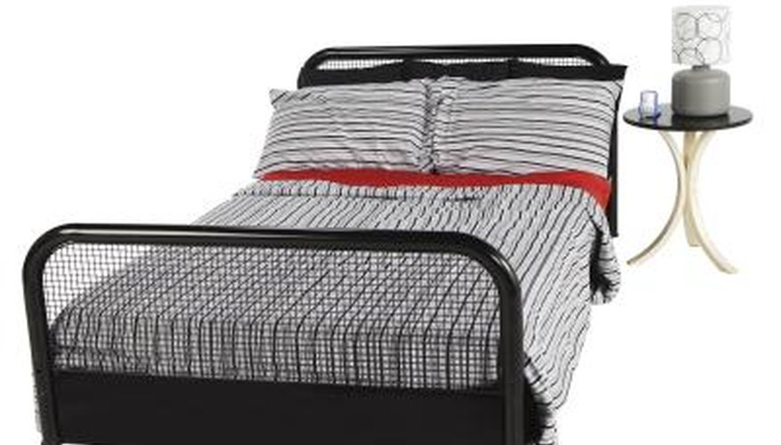 The differences in full-size and double beds vary from region to region.