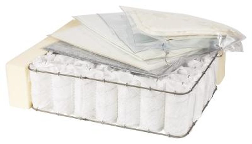Sleep on a mattress that gives you adequate support for your back.
