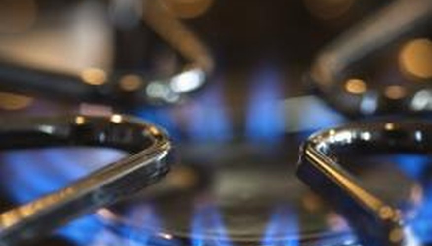 Gas cooktops can replace electric versions.
