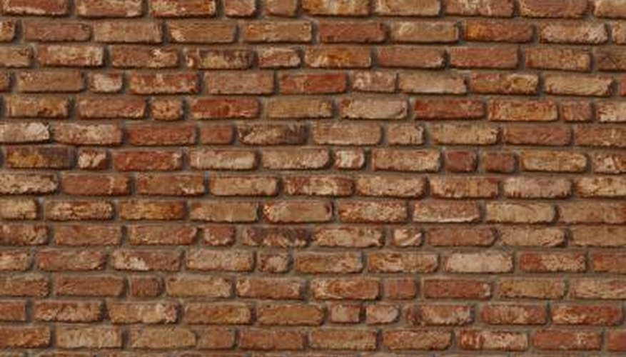 Make any outdoor wall longer with the addition of new bricks.