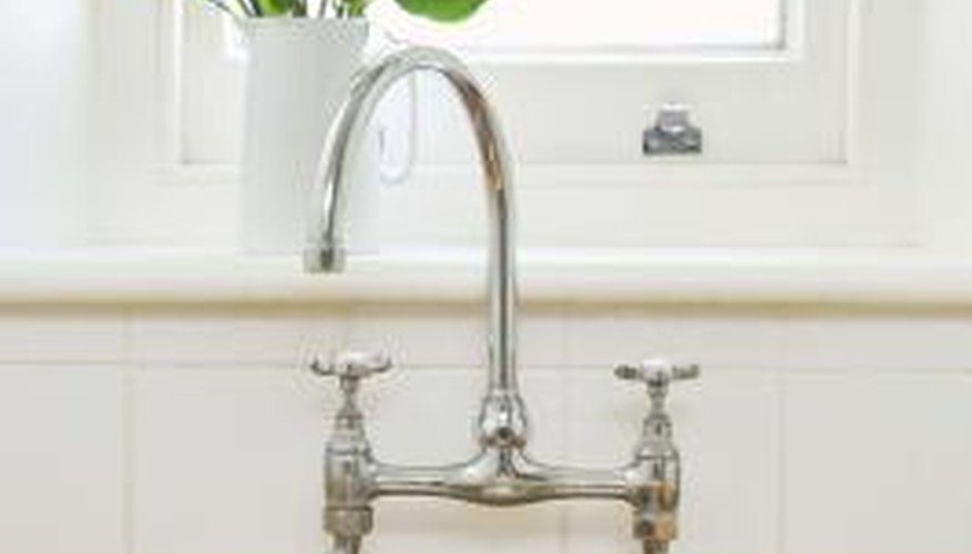 Undermount sinks flow seamlessly with your countertops.