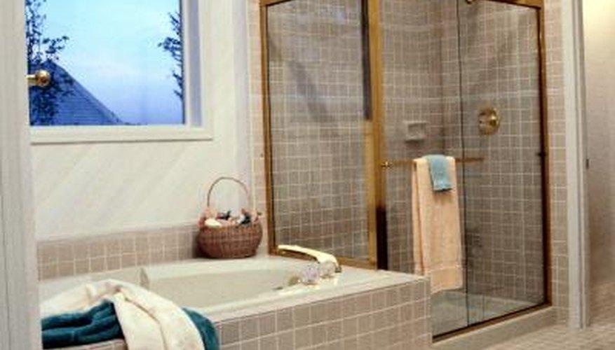 Testing shower pans for leaks prevents future floor damage.