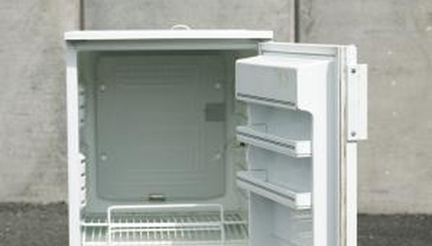 Your refrigerator can be recycled, rather than thrown out.