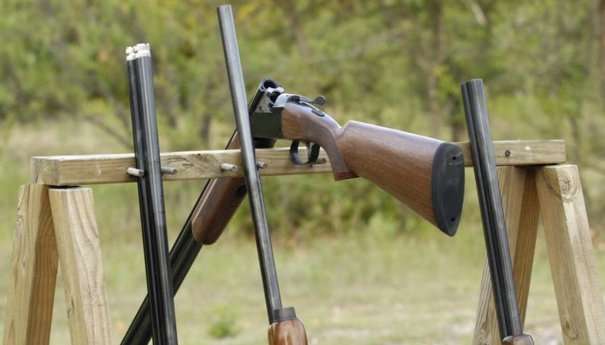How to Build a Skeet & Trap Range