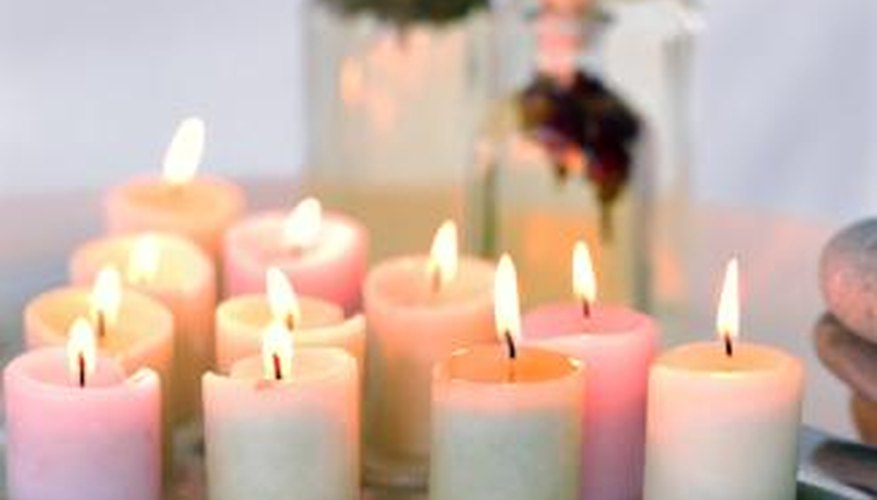 Scented candles in your home may provide a temporary fix for a smelly crawl space but will not eliminate the offensive odor.