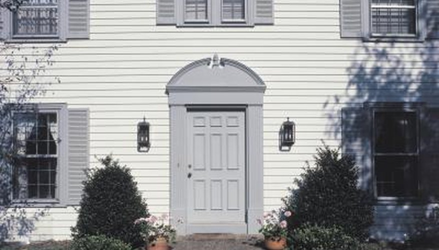 Exterior doors may provide security and add beauty to your home.