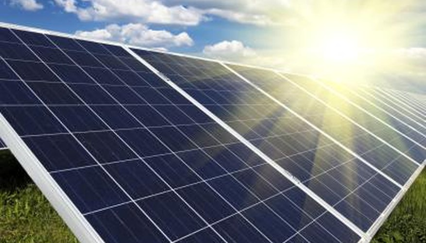 Free solar panel construction plans are available in a variety of places online.