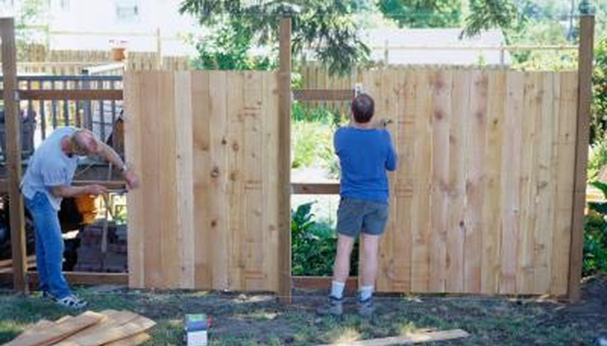 You can save by installing the a fence yourself