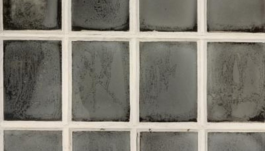 how to clean moisture from double pane windows