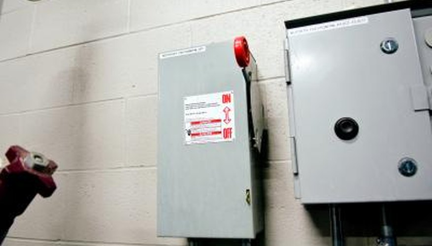 Turn the electric power to your stove off before making any adjustments.