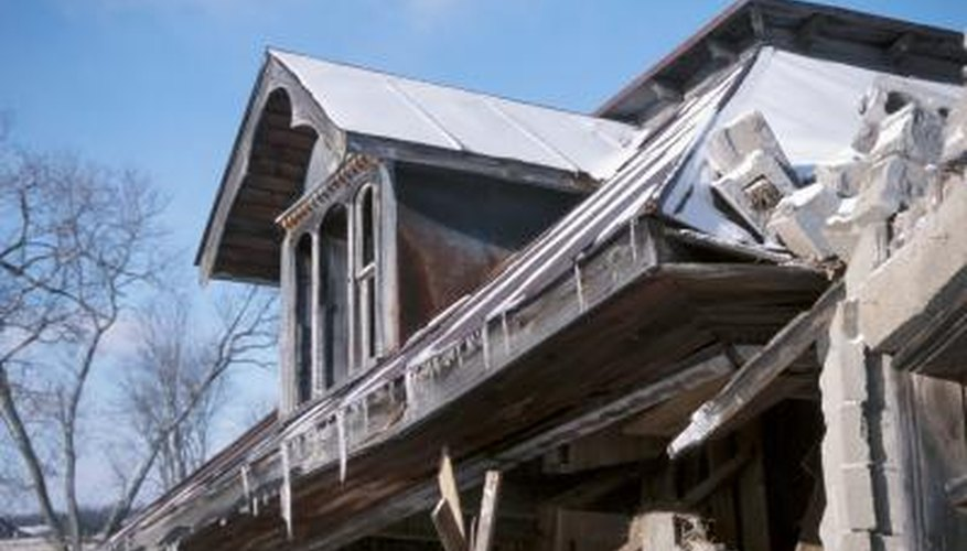 The trim is an important design element of a steel roof.