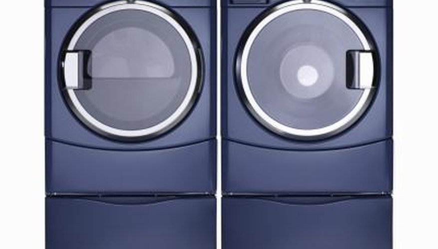 High-efficiency washers often have a double-rinse setting.