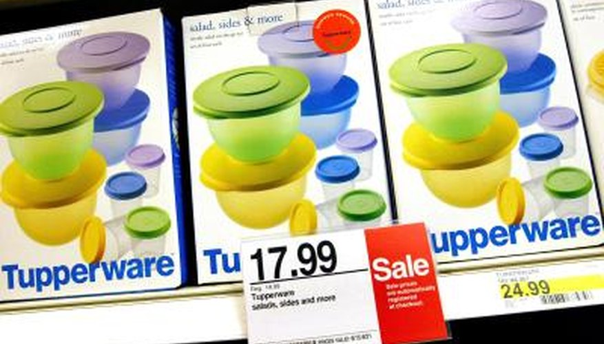Small Tupperware cups like the tiny ones on this box work great for containing the eggs.
