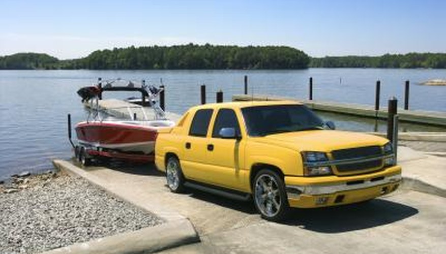 Coatings Used to Prevent Salt Water Corrosion on Boat Trailers