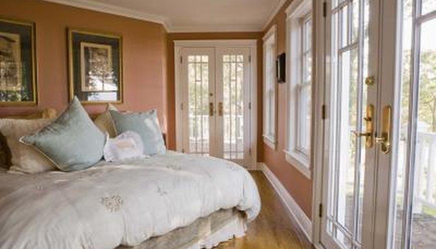 Novaform mattresses provide cushioned support.